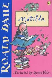 Cover of: Matilda by Roald Dahl