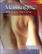 Massage therapy review by Laura A. Abbott