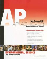 AP Achiever (Advanced Placement* Exam Preparation Guide) for AP Environmental Science (College Test Prep) PDF