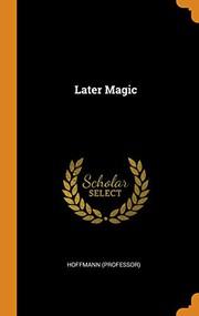 Later Magic