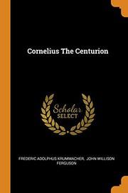 Cornelius the Centurion
