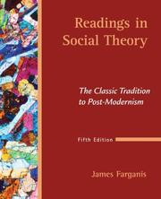 Readings in Social Theory PDF