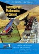 Contemporary Mathematics in Context by McGraw-Hill