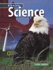 Glencoe Science, Level Green PDF