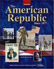 The American Republic Since 1877, Student Edition (Glencoe) PDF