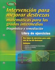 Cover of: Skills Intervention for Middle School Mathematics by McGraw-Hill