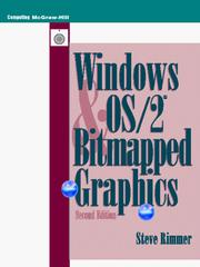 Windows and OS/2 bitmapped graphics PDF