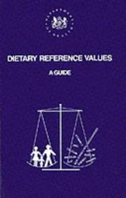 Dietary Reference Values - A Guide PDF