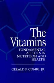 The vitamins by Gerald F. Combs