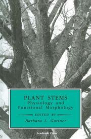 Plant Stems PDF