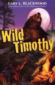 Wild Timothy PDF
