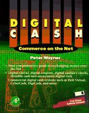 Digital cash by Peter Wayner