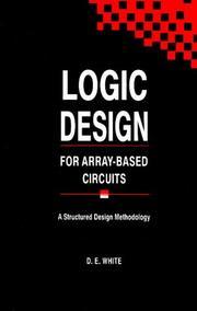 Logic design for array-based circuits PDF