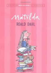 Matilda by Roald Dahl