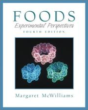 Foods by Margaret McWilliams