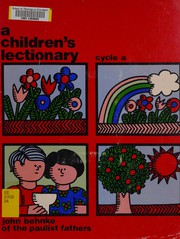 A childrens lectionary