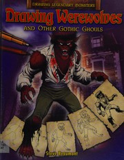 Drawing werewolves and other gothic ghouls