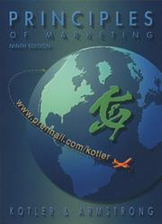 Principles of Marketing with CD PDF