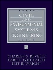 Civil and environmental systems engineering PDF