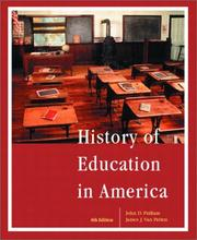 History of education in America PDF