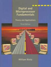 Digital and Microprocessor Fundamentals by William Kleitz