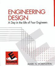 Engineering design by Mark N. Horenstein