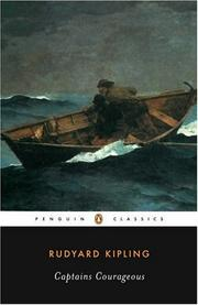Cover of: Captains courageous by Rudyard Kipling