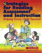 Strategies for reading assessment and instruction PDF