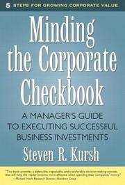Minding the corporate checkbook PDF