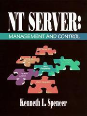 Nt Server by Kenneth L. Spencer