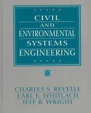 Civil and Environmental Systems Engineering