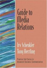 Guide to media relations PDF