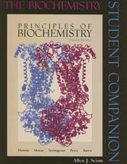 The Biochemistry Student Companion PDF