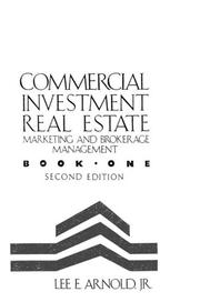 Commercial investment real estate PDF