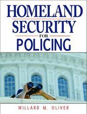 Homeland Security for Policing PDF