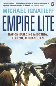 Empire lite by Michael Ignatieff