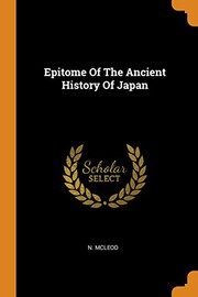 Epitome of the Ancient History of Japan