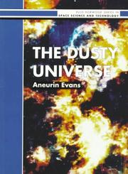 The dusty universe by Aneurin Evans