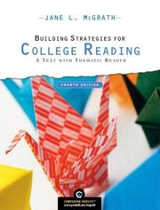 Building Strategies for College Reading PDF
