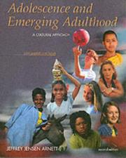 Adolescence and emerging adulthood by Jeffrey Jensen Arnett
