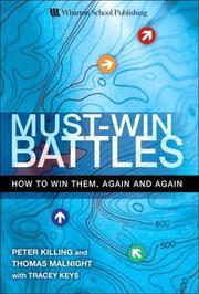 Must-win battles PDF
