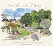 Jardins de Paris Aquarelles