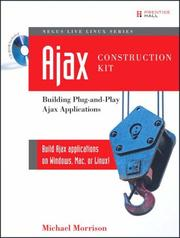 Ajax Construction Kit by Michael Morrison