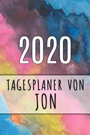 2020 Tagesplaner von Jon