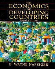 The economics of developing countries PDF