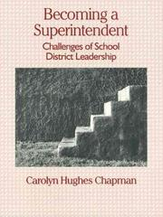 Becoming a superintendent