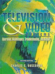 Television and Video Systems by Charles G. Buscombe