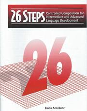 26 Steps by Linda Ann Kunz