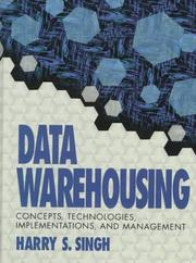 Data Warehousing by Harry Singh
