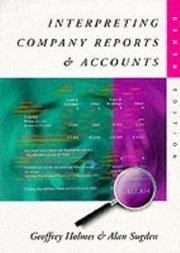Interpreting company reports and accounts PDF